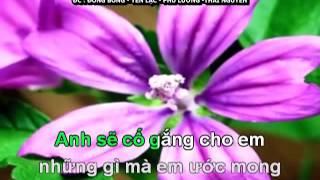EM LA CUA ANH [ Karaoke + beat ]