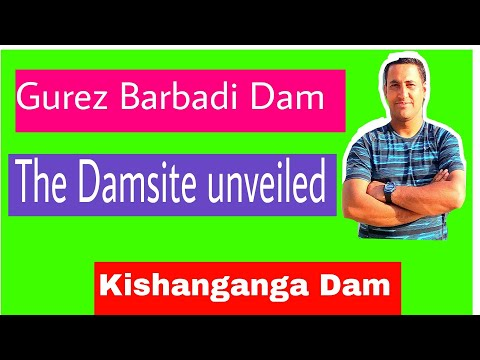Gurez valley , Kishanganga Dam water storage and flood like situation by M Huraib lone