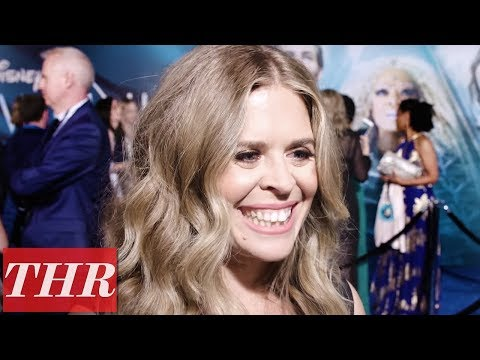 Jennifer Lee on 'A Wrinkle in Time's' World Premiere Red Carpet  THR