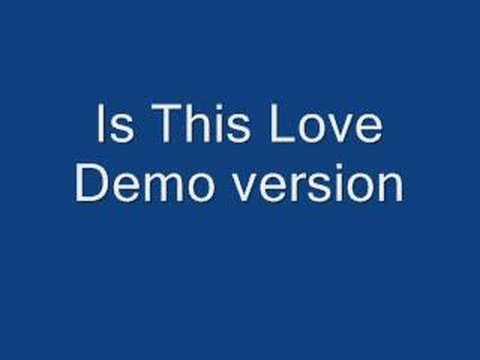 bob marley is this love rare demo!