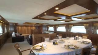 Моторная яхта Alexander Two(Продается моторная яхта Alexander Two верфи Mondomarine. Желающие купить, обращайтесь в компанию Ботлайн. http://boatline.eu., 2012-03-01T16:23:20.000Z)