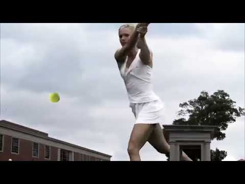 Ole Miss Athletic Track & Field Giant Woman Commercial