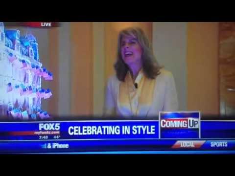 Fox 5 Anchor Announces The