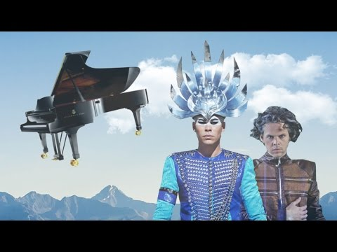 Empire Of The Sun (Piano Collection)