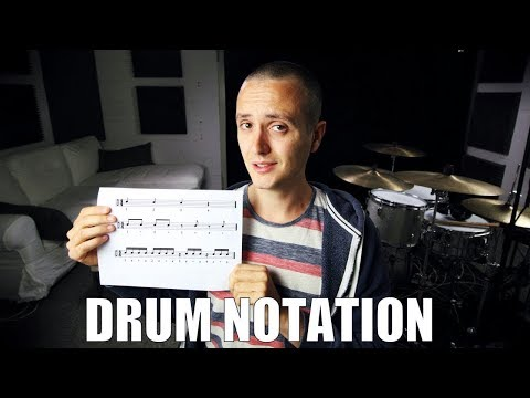 How to read Drum Notation - Daily Drum Lesson
