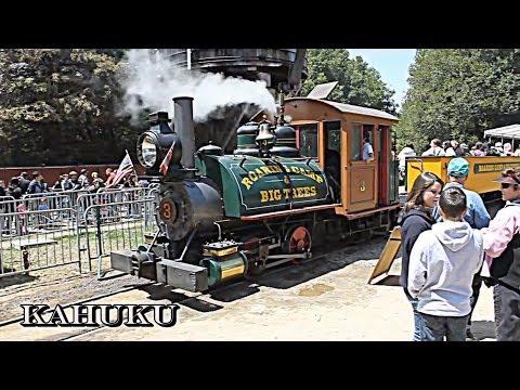 Roaring Camp & Big Trees Narrow Gauge Railroad