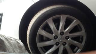 Скрип подвески Mazda 6 GH