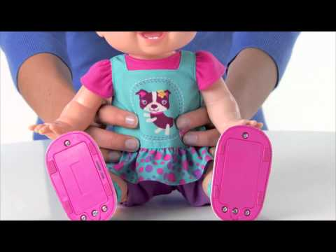 BABY ALIVE - BABY WANNA WALK Doll | Toys R Us Canada