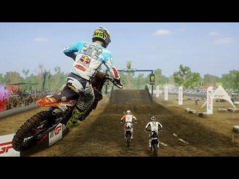 MXGP 3 - The Official Motocross Videogame - Suphan Buri | Thailand MXGP Gameplay (HD) [1080p60FPS]