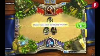 hearthstone heroes of warcraft walkthrough how to beat lorewalker cho