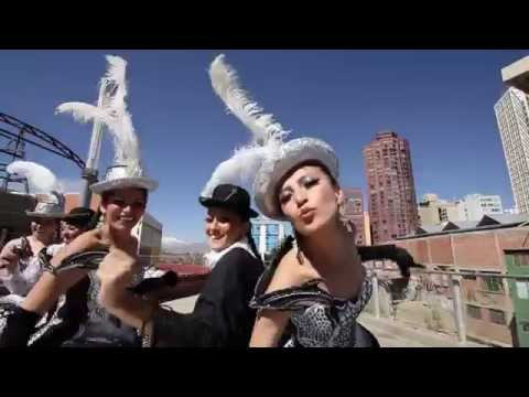 Pharrell Williams- Happy - We are from La Paz - BOLIVIA