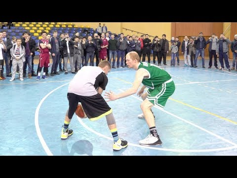 The Professor Loses vs Larry Bird Look-Alike 1v1? Struggles Hard, Then Redeems.