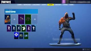 FORTNITE - SHOWSTOPPER EMOTE | 1 HOUR | LEAKED