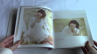 Unboxing APink 3rd Mini Album - Secret Garden