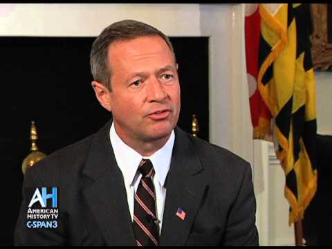 C-SPAN Cities Tour - Annapolis: Maryland Gov. Martin O'Malley (D)