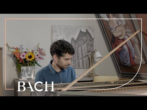 Bach - Fugue in A minor BWV 959 - Ares   Netherlands Bach Society