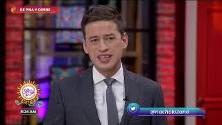 Video Nacho Lozano: Diputada se entera de la muerte de su hija en plena sesión | Sale el Sol download MP3, 3GP, MP4, WEBM, AVI, FLV November 2018