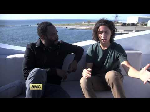 Fear the Walking Dead S2: Greetings From the Set