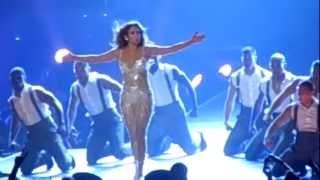 Jennifer Lopez Concert entrance Staples Center Los Angeles 8.16.2012