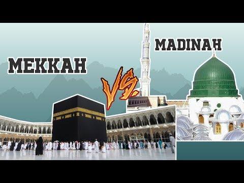 MASYAALLAH - Perbedaan Adzan Mekkah dan Madinah MERDU BANGET!