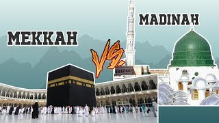 Download lagu MASYAALLAH Perbedaan Adzan Mekkah dan Madinah MERDU BANGET MP3