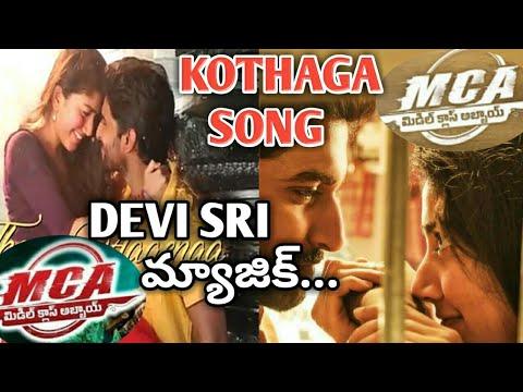 Nani and Sai Pallavi MCA Movie KOTHAGA...