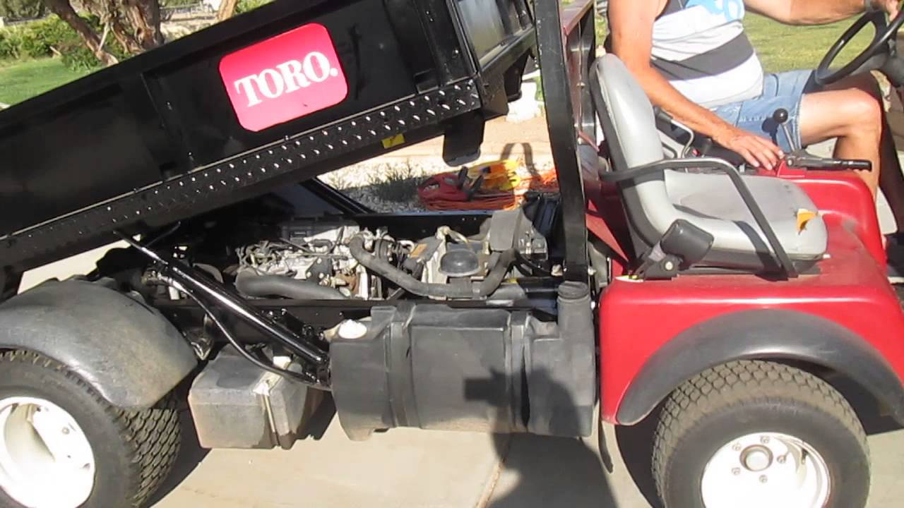 toro 3200 workman - youtube toro workman wiring diagram on yamaha rhino wiring  diagram,
