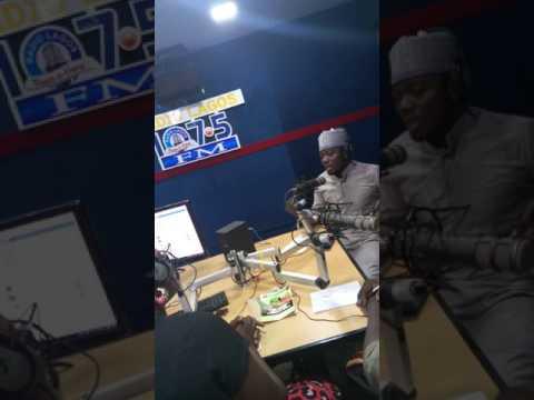 Radio Lagos. Sheik Jamiu Ami Olohun