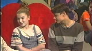 Передача 100% (детская, развлекательная) на ОРТ 2000
