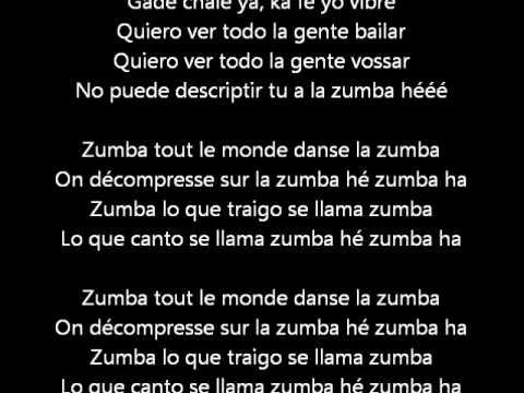 musique mp3 zumba he zumba ha
