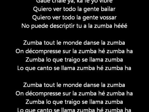 Dj Mam's - Zumba he Zumba ha Lyrics