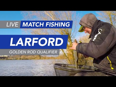 Live Match Fishing: Larford Lakes, Golden Rod Qualifier