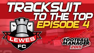 Tracksuit to the Top: Episode 4 - FA Cup Magic? | Football Manager 2015 Thumbnail