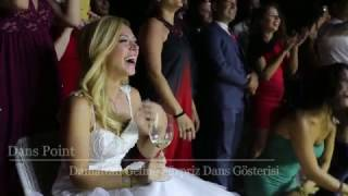 Damattan Sürpriz Düğün Dansı / Surprise Wedding Dance for Bride 2017