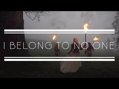 I Belong to No One - Fire Dance Forest - Maui Hawaii