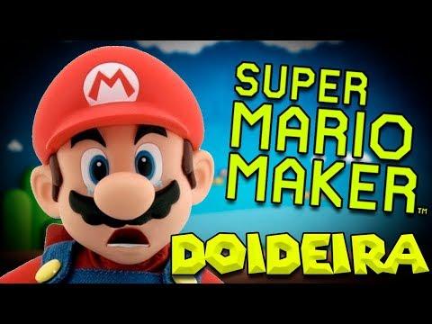 SUPER PARKOUR MECÂNICO DO SORVETE DEBAIXO D'ÁGUA – Super Mario Maker
