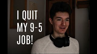 HOW I QUIT MY 9 5 JOB | Forex Trader