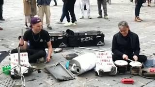 Street Percussion Vs Fariz Rm