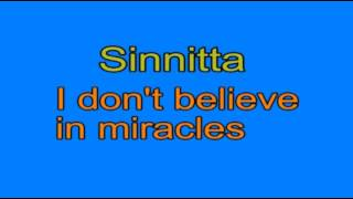 Sinnitta - I don