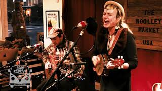 """Live Session #8: West Bound Coyote String Band """"Hollow Tree"""" Selene..."""