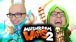 WIELKI POWRÓT GRZYBÓW | MUSHROOM WARS 2 #1
