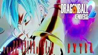 Dragon Ball Xenoverse 2 training for Super Saiyan God Super Saiyan/Super Saiyan blue