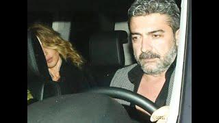 45 yaşlı Gülben yeni sevgilisi ilə əl-ələ