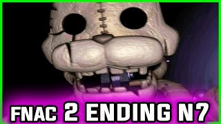 FIVE NIGHTS at CANDY'S 2 ENDING (Night 7 7/20 Mode) | Five Nights at Candy's 2 Jumpscares Gameplay