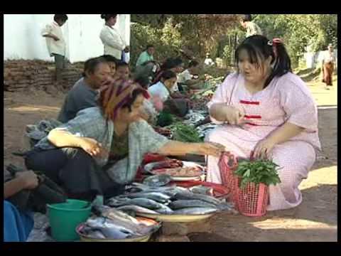 Hand washing Sanitation and  Food, Myanmar - Clean Food: Be happy and healthy (Clean Food series-1)