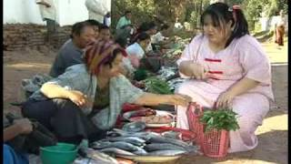 Hand washing Sanitation and  Food, Myanmar - Clean Food: Be happy and healthy (Clean Food series-1)