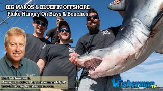June 21, 2018 New Jersey/Delaware Bay Fishing Report with Jim Hutchinson, Jr.