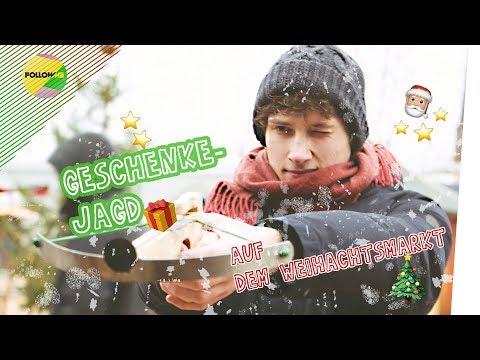 Reyst auf dem Weihnachtsmarkt - X-MAS...