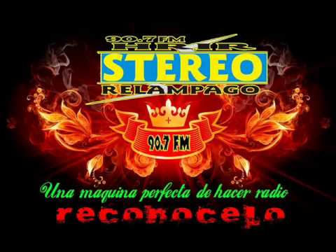 JM Saluda a Radio Relampago en Honduras
