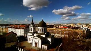 Белосток (Bialystok) timelapse(Видео-ролик о Белостоке, городе, известным не только торговыми центрами и гипермаркетами, но также богатой..., 2012-01-25T14:42:45.000Z)